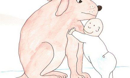 ۱۶. پسرک و سگش