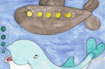 ۸. لبخند نهنگ